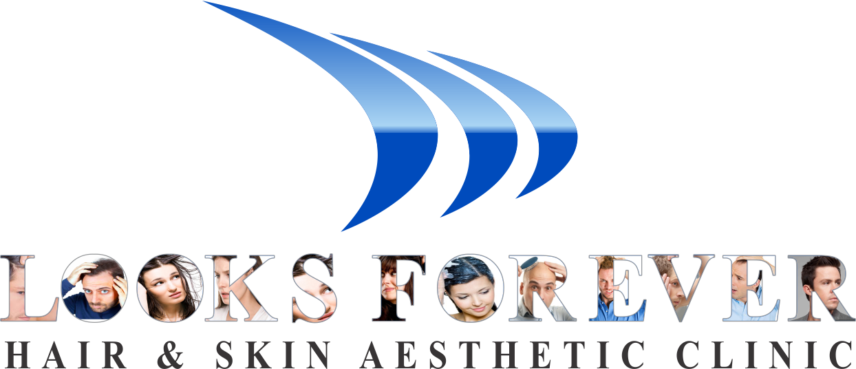 Logo of Looks Forever Hair And Skin Aesthetic Clinic