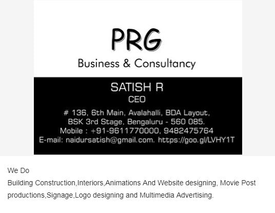 PRG Business and Consultancy