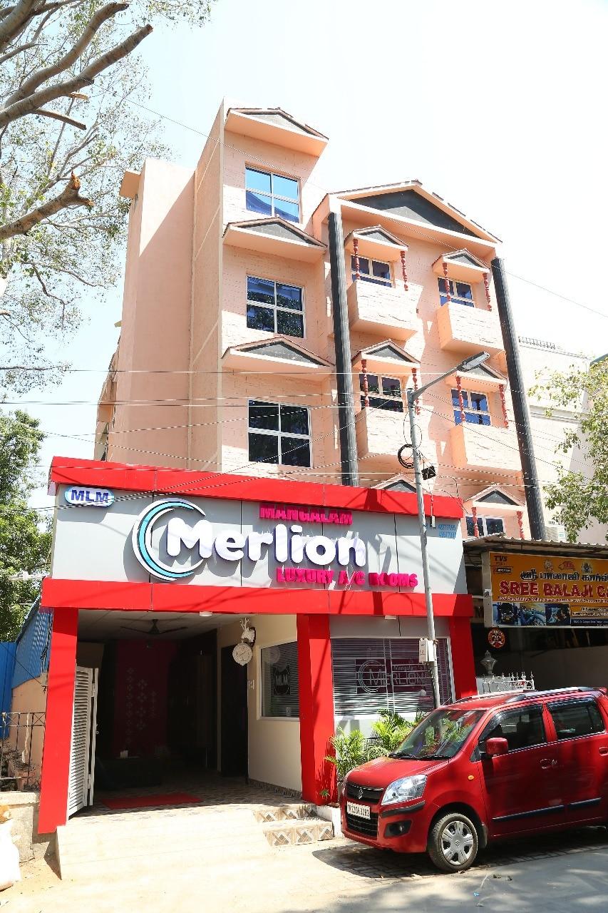 Mangalam Merlion