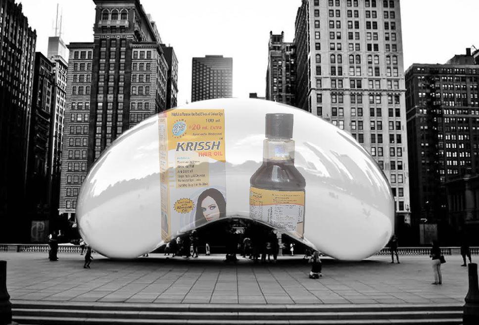 image of Krissh Hair Oil