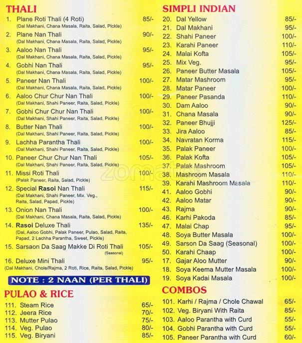 Rasoi The Food Express