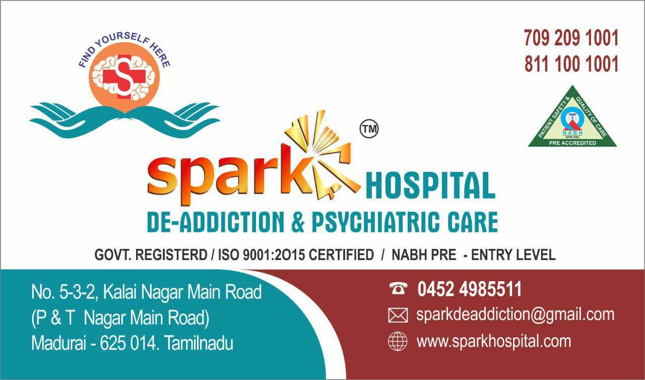 Spark Deaddiction an