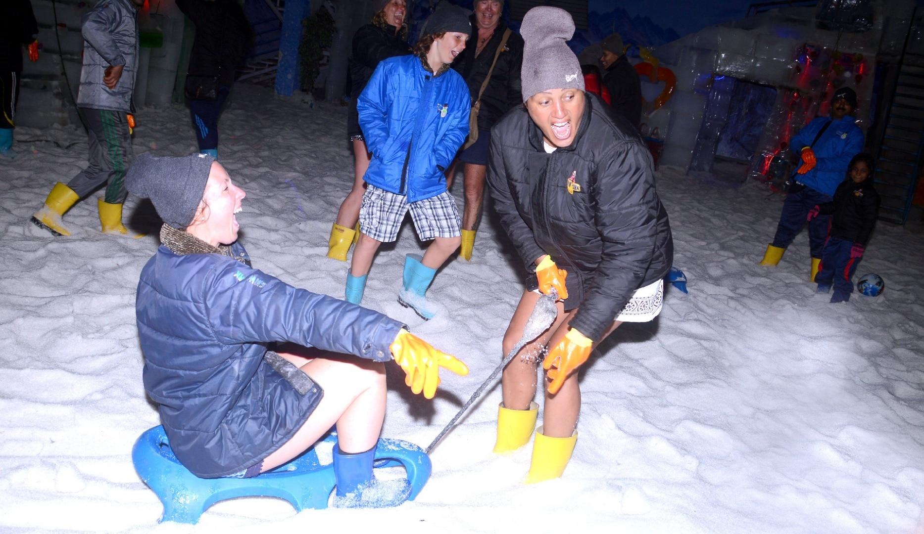 SNOW PARK & ICE BAR GOA -For More Details +91 9595420781/782