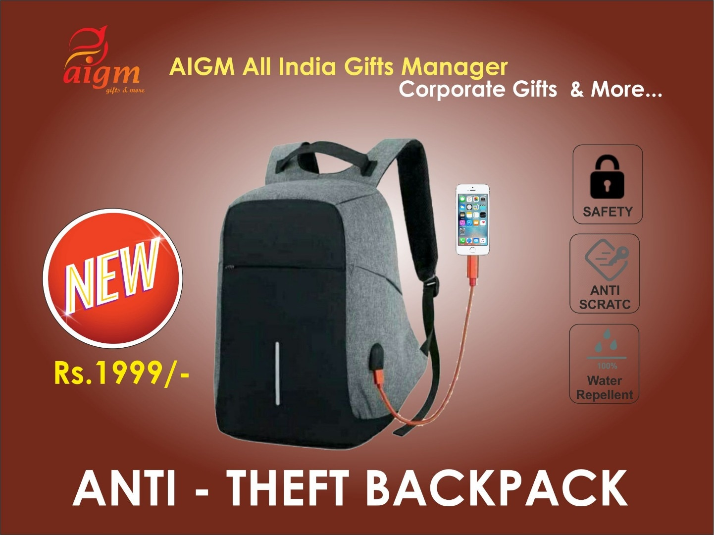 All India Gifts Manager
