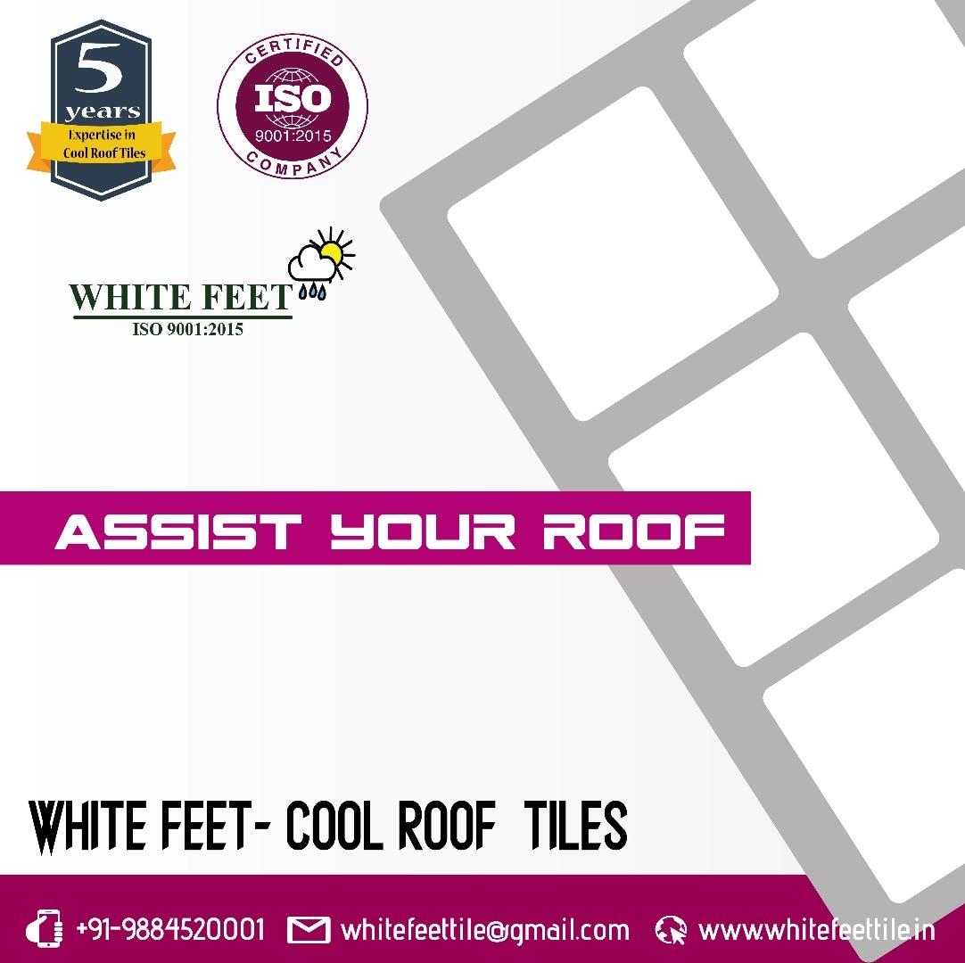 White Feet Tile Industry | CALL: 9884520001