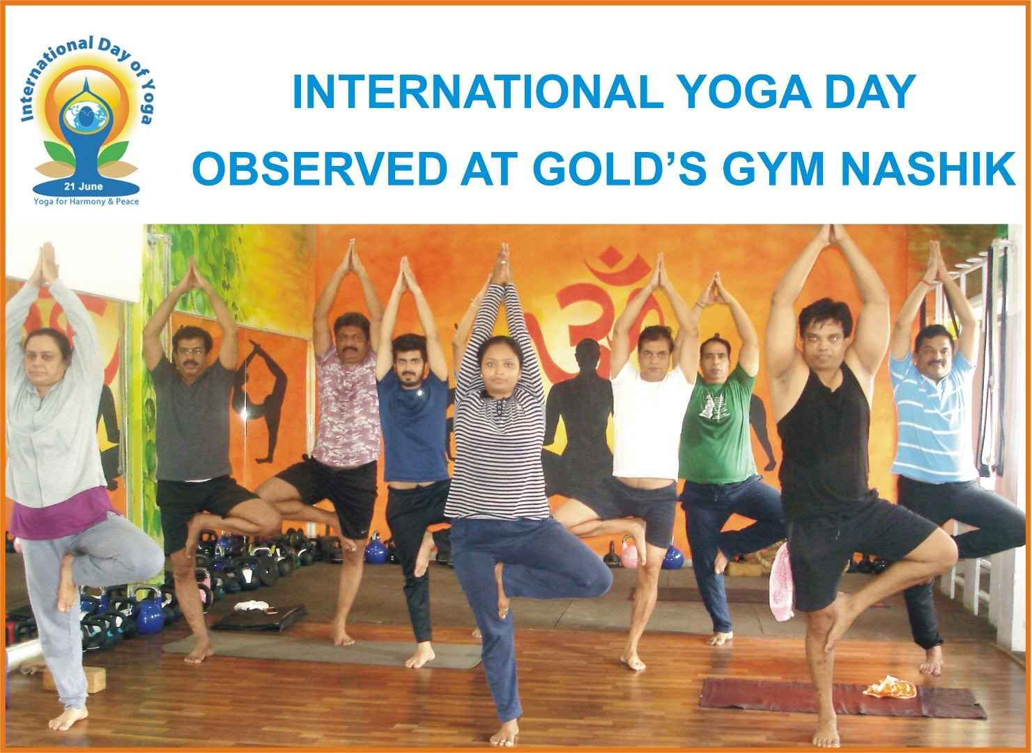 GOLD'S GYM | GOLDS GYM Nashik-Gold's Gym, Nashik was started on 1st