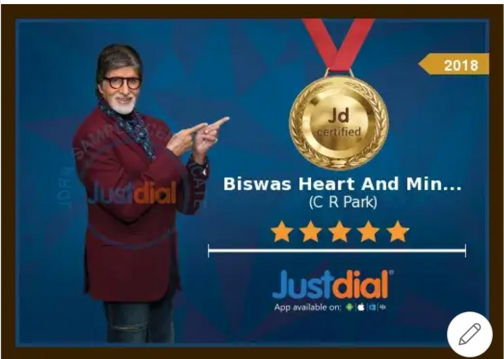Biswas Heart And Min