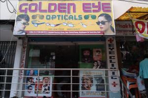 Golden eye opticals