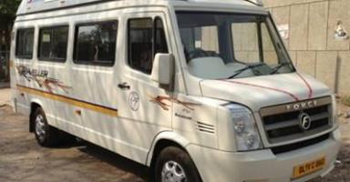 16 seater tempo traveller hire in noida 09953851234,12 seater tempo traveller hire in ghaziabaad