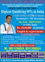 National institute for competitive studies +919311258524