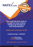 Nafex - Bhagat Singh Road  Foreign Currency Exchange Dealers Agents Bhagat Singh Road, Online Travellers Cheque & Forex Prepaid Card