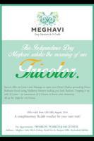 MEGHAVI - Spa, Salon & O Cafe