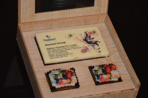 Customized Chocolate