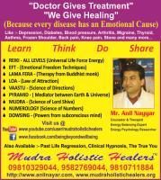 Mudra Holistic Healers