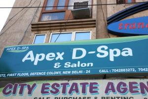 Apex D- Spa | 7042883272 | Defence Colony