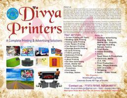 Divya Printers