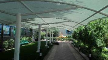 Tensile Structure Supplier / Tensile Structure Trader / Tensile Structure Manufacturer