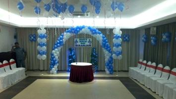 Sj Balloon Decoraors Hire Services