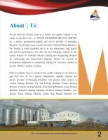 Vegam Engineers Pvt. Ltd.