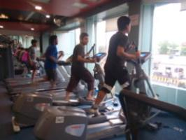 Virus Fitness Club