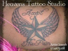 Heavens Tattoo Studio Bangalore