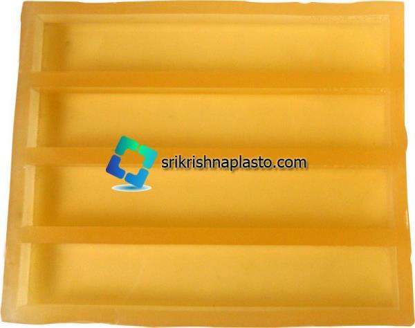 FLOOR TILE PLASTIC MOULD