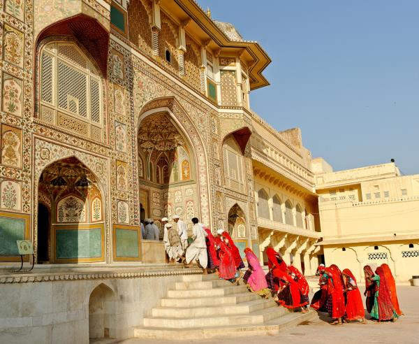 Incredible Heritage India Tours