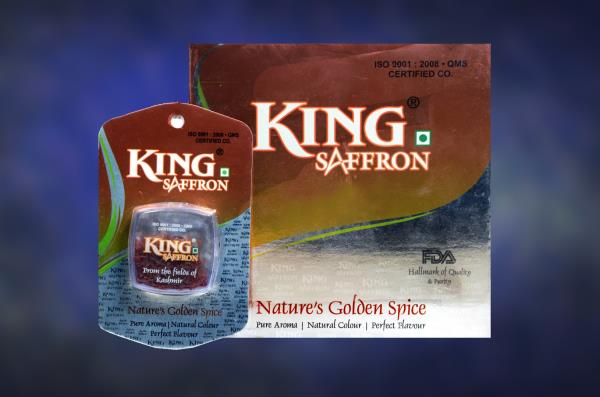 KINGS SAFFRON - 100% Pure Saffron Providers in Kashmir -                    9018339900