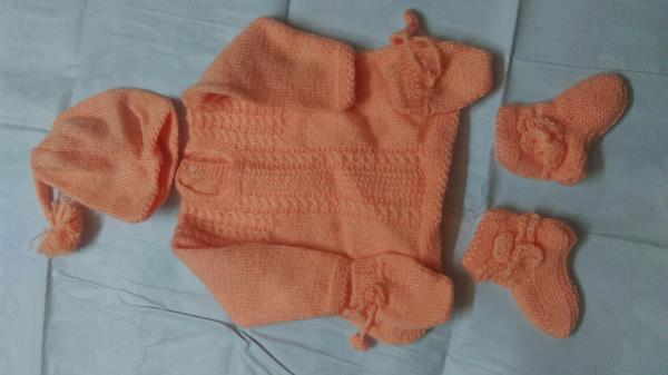 Handknitted Sweaters for All!!