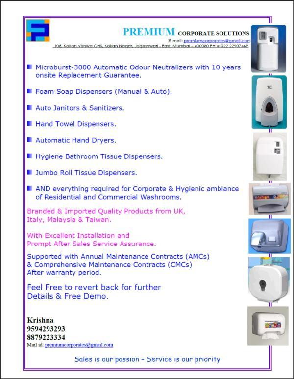 Premium Corporate Solutions
