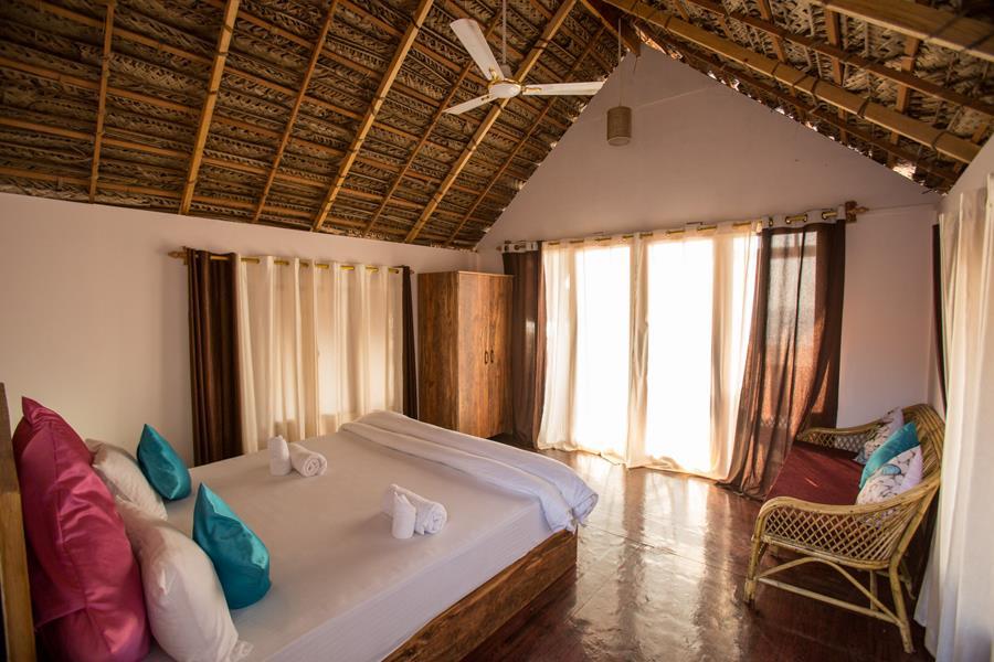 Jojolapa Agonda Beach Huts Resort