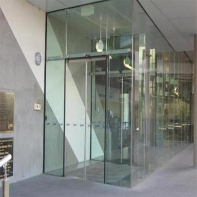 Shining Glass and Aluminium House