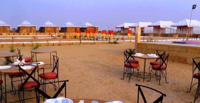 Tao's Lakhamana Desert Camp Jaisalmer