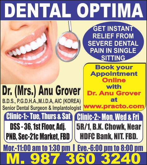 Dental optima centres