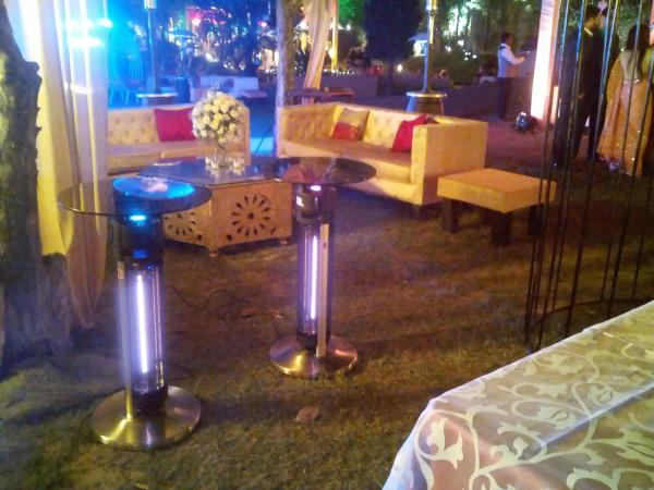 Luxurious Event Equipments - Onsite Rentals Service Private Limited