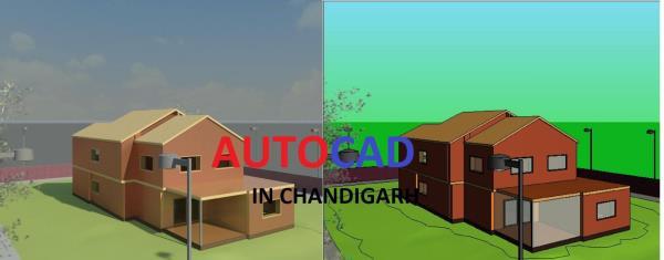 Autocad In Chandigarh
