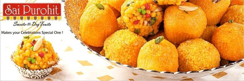 Sai Purohit Sweets-N-Dry Fruits
