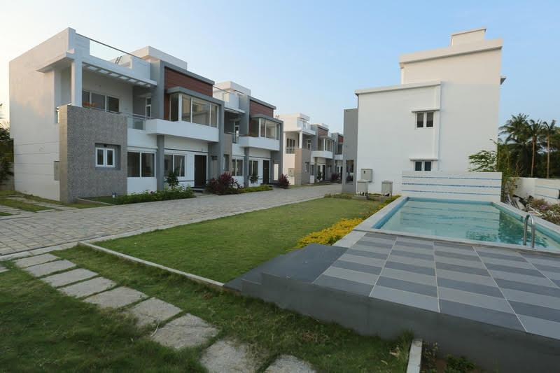 INDUS FOUNDATIONS- Sea Shells Enclave ...For Booking Call Us @ 9566244221