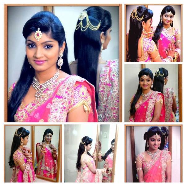 Bridal Makeup Chennai - Ganesh 9840616401