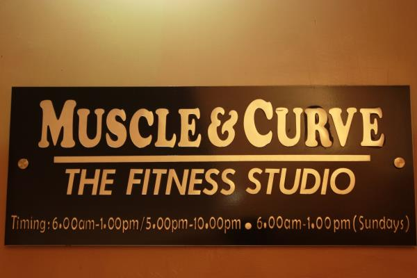 Muscle & Curve