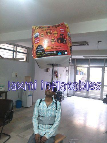 Laxmi Inflatables - Advertising Balloons manufacturer in indai