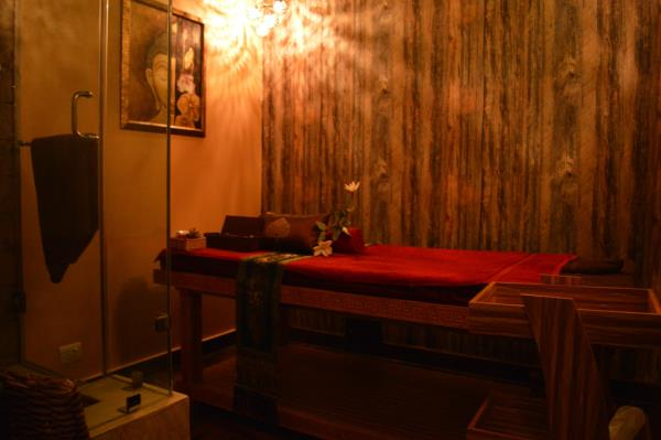 Nirvana Spa 'n' Wellness # 9873507095