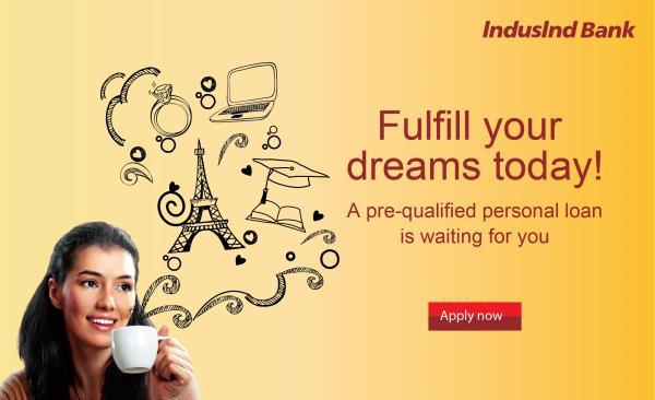 IndusInd Bank - Rabindranath Tagore Marg,Indore