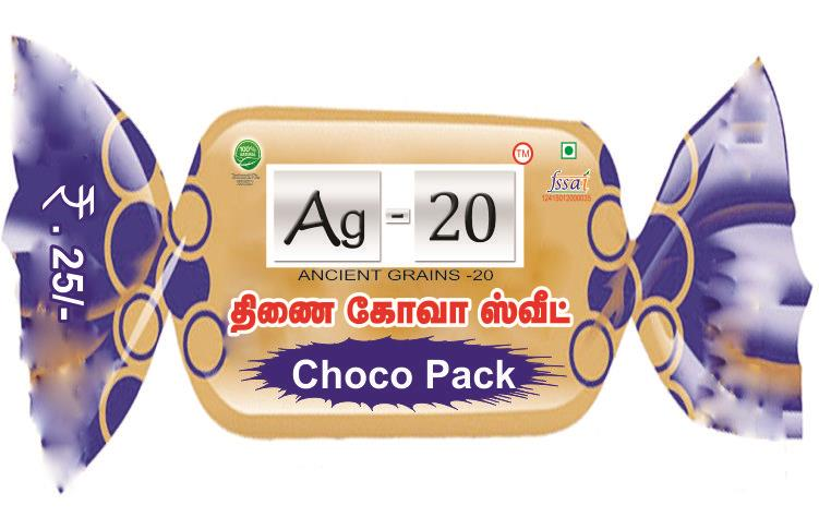 Ag-20 Natural Food Products