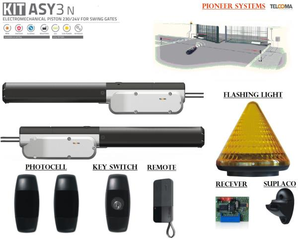 Pioneer Systems - Security Systems Suppliers