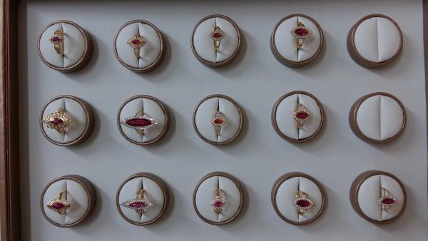 Dazzle Ornaments
