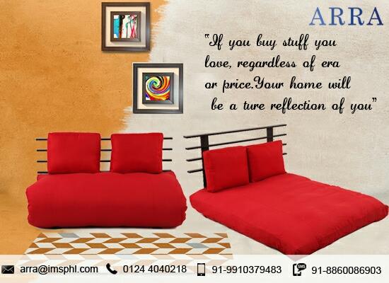 'ARRA' by Ammri Interiors