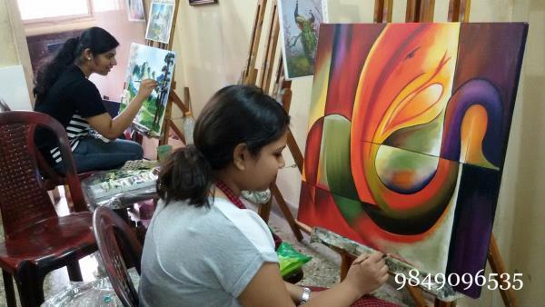 Shantha Painting Ins