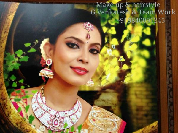 Top wedding Makeup Artist Chennai +919840091245