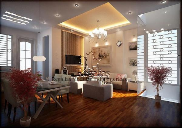 Krishna Viplava - Regalias India interiors Best Interiors in Hyderabad